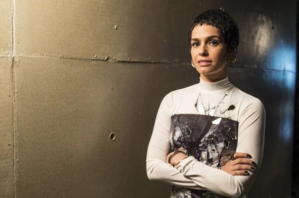 Maria Flor (Foto: Renato Rocha Miranda / TV Globo)
