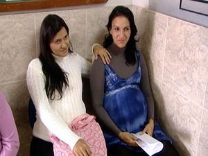 Poucas grávidas de Divinópolis tomaram vacina contra gripe (Foto: Reprodução/TV Integração)