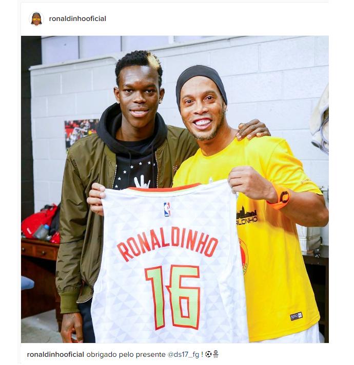 Ronaldinho Atlanta