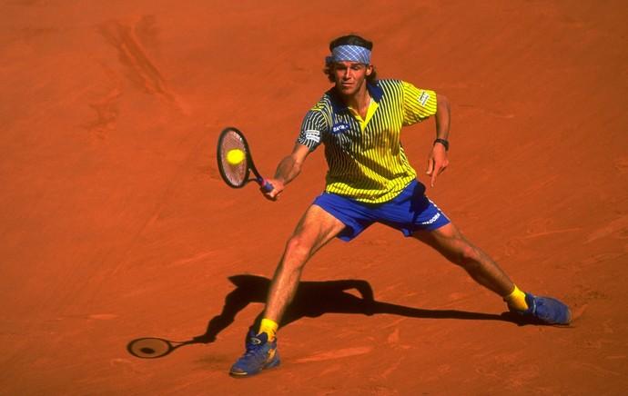 gustavo kuerten guga roland garros 1997 (Foto: Getty Images)