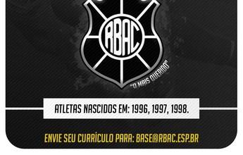 Rio Branco-ES reativa base e busca novos talentos para o time Sub-20