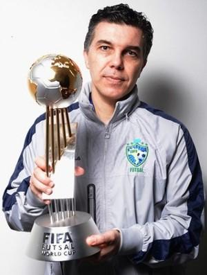Marcos Sorato futsal (Foto: Getty Images/Fifa)