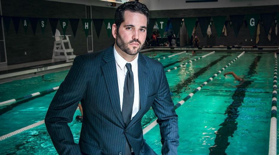 Henrique Barbosa, natação, nadador (Foto: Divulgação)