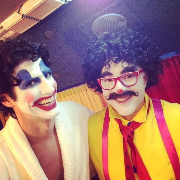 Reynaldo Gianecchini e Tony Ramos (Foto: Reprodução/Instagram)