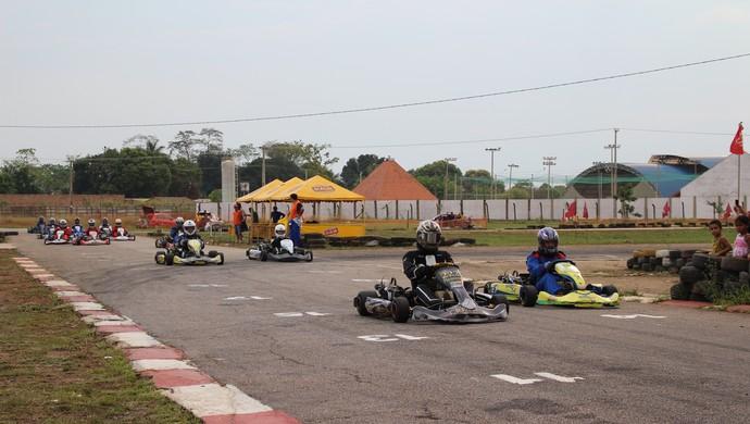 Campeonato Municipal de Kart (Foto: Renato Pereira)