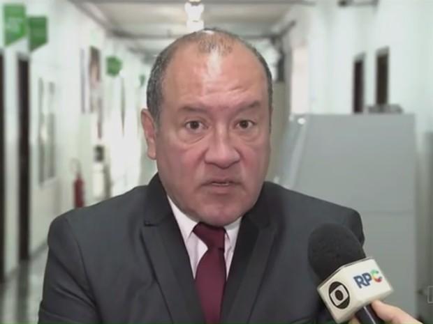 Afonso Rangel será o candidato do PRP à Prefeitura de Curitiba (Foto: Reprodução/ RPC)