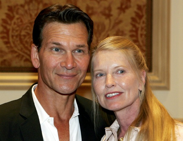 Patrick Swayze e Lisa Niemi (Foto: Getty Images)