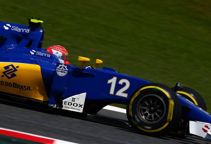Sauber - Felipe Nasr  (Foto: Getty Images )