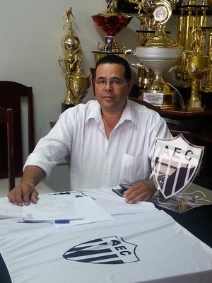 Presidente Araxá Esporte Módulo II do Mineiro Jeferson Leite (Foto: Tatiana Melo)
