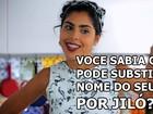 Jornal diz que Bela Gil pode dar o nome 'Jiló' ao filho e notícia vira meme