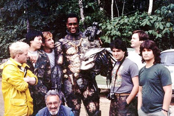 Predador / Kevin Peter Hall (O Predador) (Foto: .)