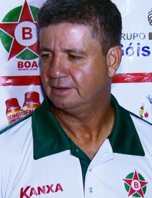 Ney da Matta técnico Boa Esporte (Foto: Reprodução EPTV)