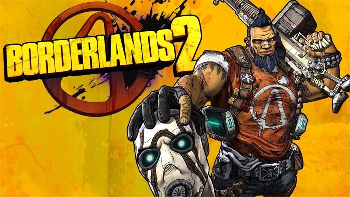 Borderlands 2 (Foto: Divulgação)