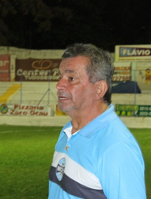 Paulo César decide no domingo se entra com Dandão ou Rômulo. (Foto: Valdivan Veloso/globoesporte.com)