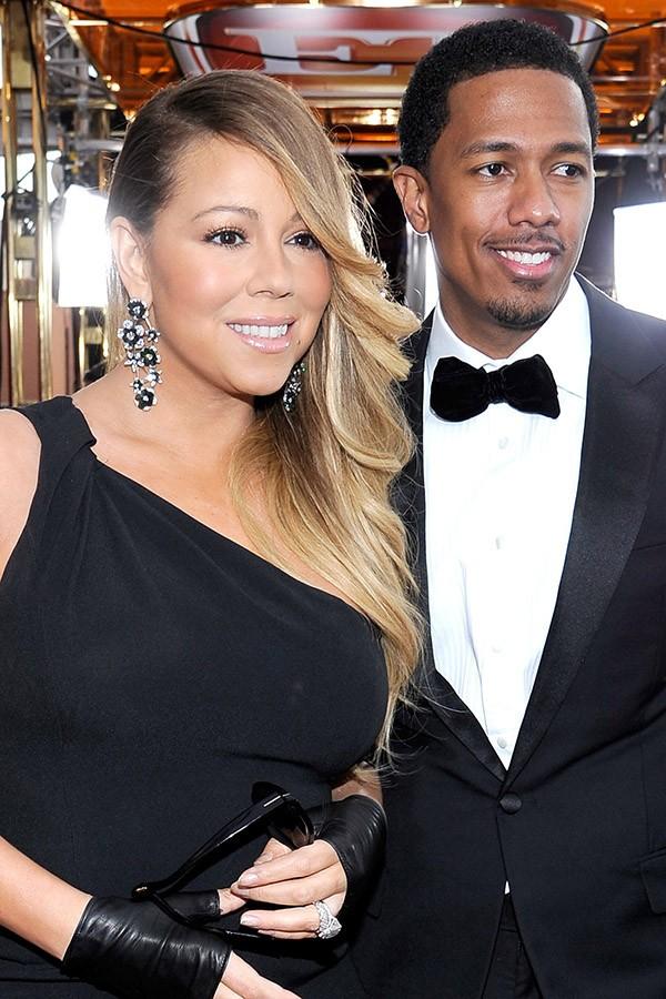 Parece que Nick Cannon era mesmo apaixonado pela ex-esposa, já que ele contou que os dois faziam sexo ao som das músicas de Mariah Carey e que até mesmo as escutava para se masturbar sozinho (Foto: Getty Images)