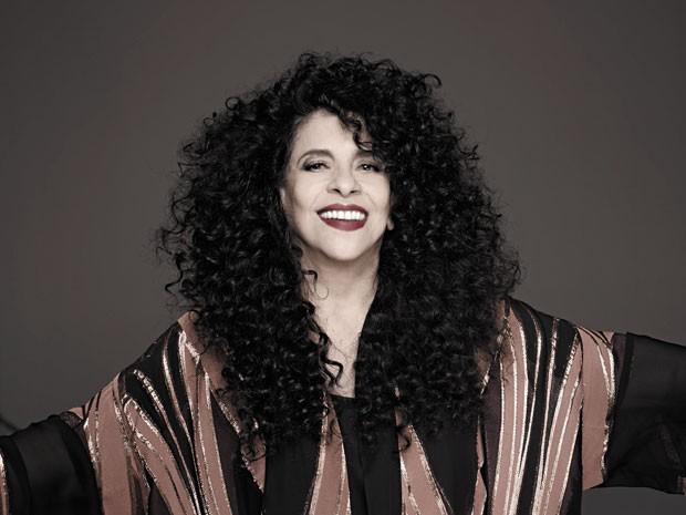 A cantora Gal Costa, que lança o disco 'Estratosférica' (Foto: Divulgação)