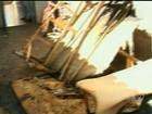 Morre criança que teve 90% do corpo  queimado, em Santa Helena, Goiás