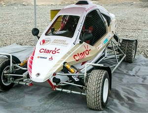 Nelsinho Piquet Drivers Challenge Peru