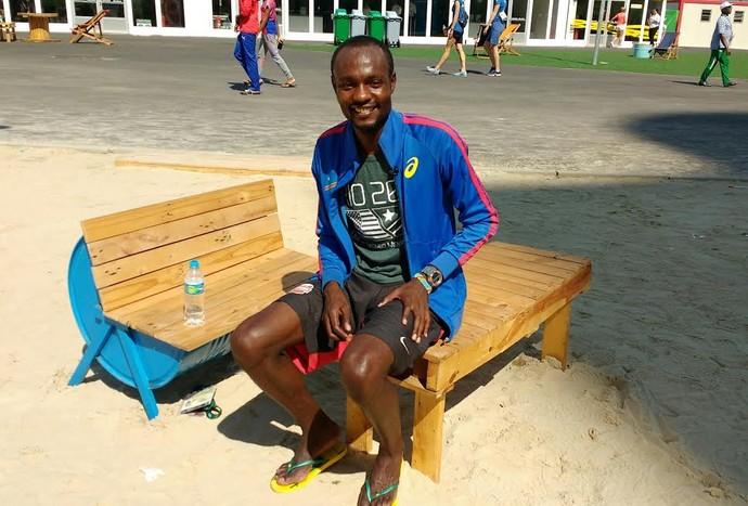 Makarobondo Salukombo maratona (Foto: Martha Esteves)