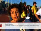 Vitória tem manifestação por impeachment da presidente Dilma