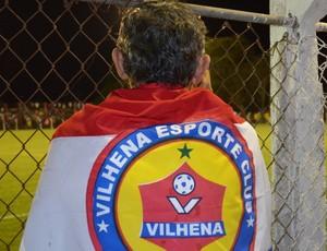 Torcedor do Vilhena (Foto: Jonatas Boni)