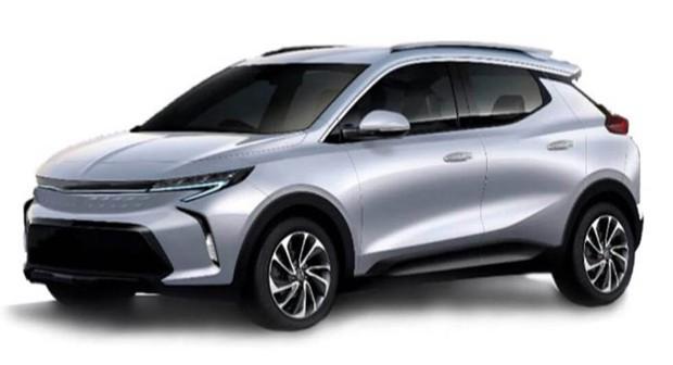Chevrolet revela futuro SUV elétrico baseado no Bolt e previsto para 2020 (Foto:  Reprodução / Carscoops)