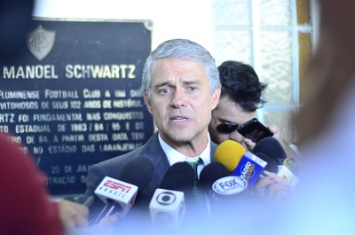 Peter Siemsen (Foto: Matheus Frigols/ GloboEsporte.com)