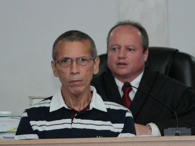 João Arcanjo Ribeiro enfrenta júri por duplo homicídio (Foto: Divulgação/TJMT)