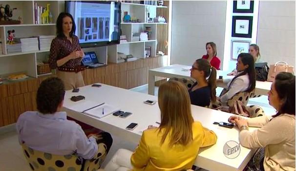 Consultoria de imagem pode ajudar no cuidado com vestimenta e comportamento (Foto: Reprodução/EPTV)