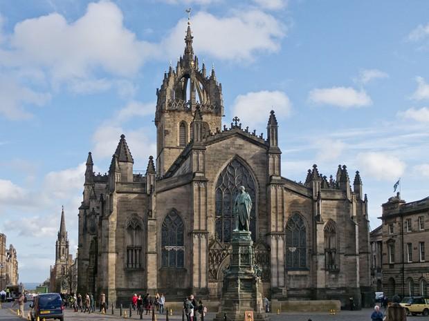 5 lugares para visitar em Edimburgo (Foto: Reprodução)