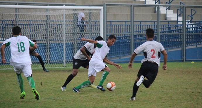 Manaus FC campeão returno AM Juvenil (Foto: Paulo Rogério)