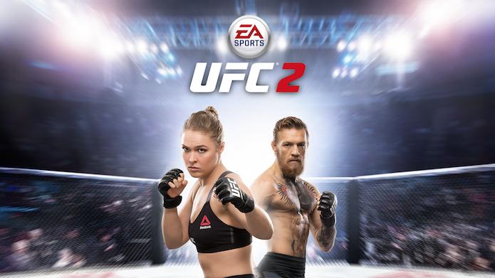 EA Sports UFC 2 foi um dos destaques da semana (Foto: Divulgação/EA)