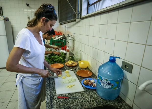 Paola Carosella (Foto: ALA/ Ag. News)