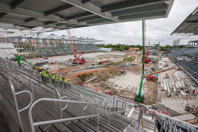 estádio Orlando City (Foto: Reprodução / Facebook)