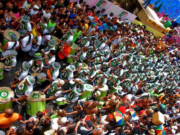 Grupo Anárquico Místico Carnavalesco Patusco de Olinda  (Foto: Divulgação / Prefeitura de Olinda)