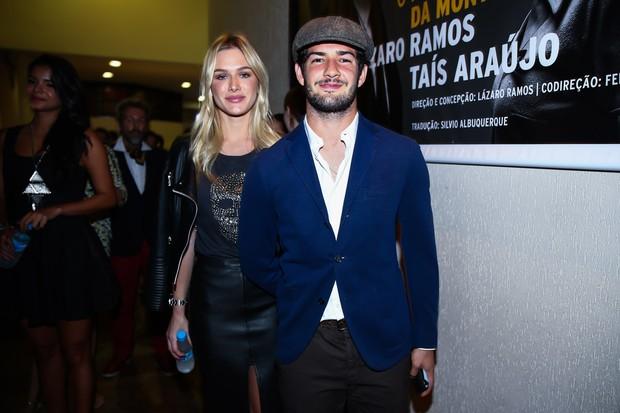 Fiorella Mattheis e Alexandre Pato (Foto: Manuela Scarpa / Photo Rio News )