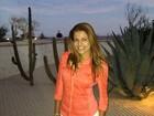Nívea Stelmann se casa e vai passar 15 dias de lua de mel no México
