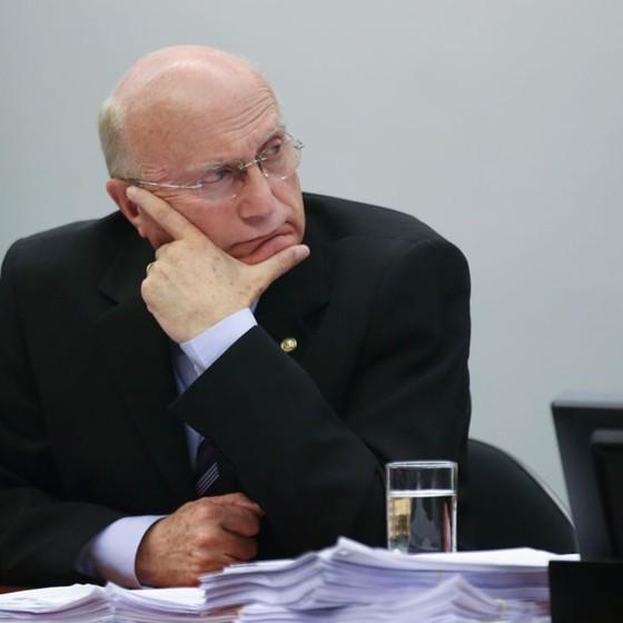 Osmar Serraglio,novo ministro da Justiça (Foto:  Fabio Rodrigues Pozzebom/ABR)