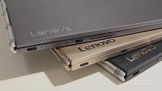 Testamos o Lenovo Yoga Book, o dispositivo metade tablet e metade laptop