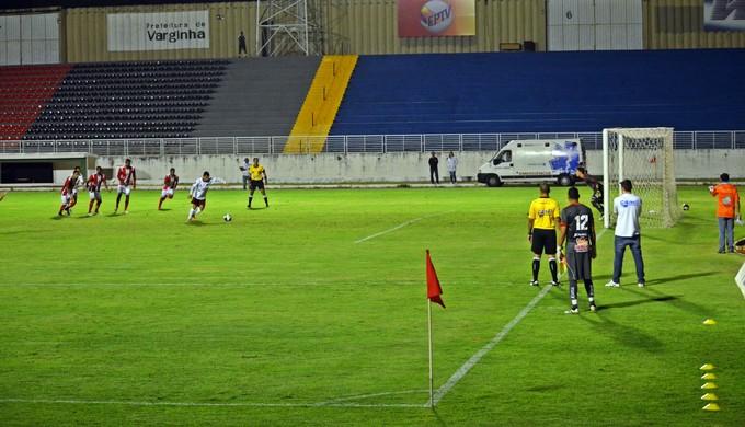 Boa Esporte x Patrocinense (Foto: Maria Cláudia Bonutti / EPTV)