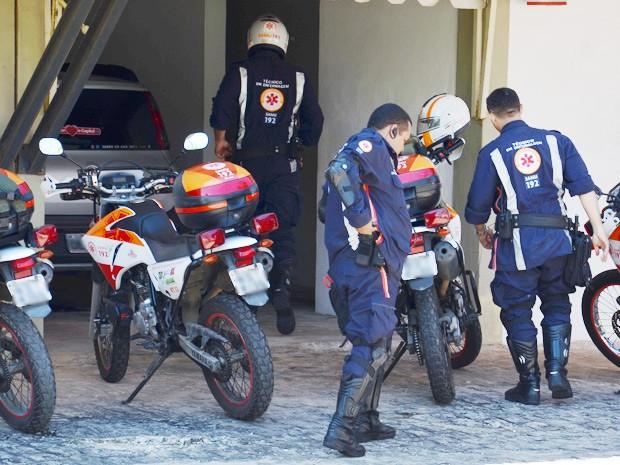 Idoso tem parada respiratória e morre em motel na Paraíba (Foto: Walter Paparazzo/G1)