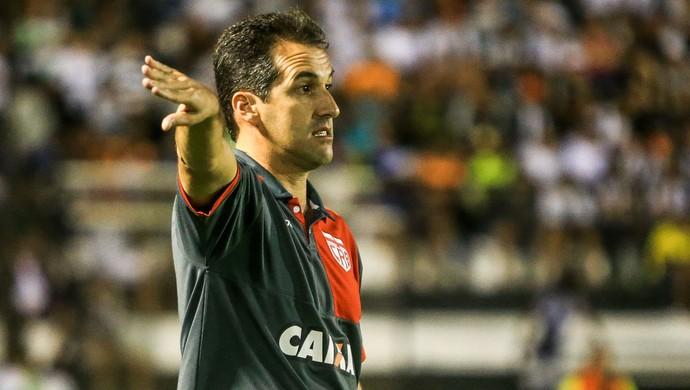 Léo Condé, técnico do CRB (Foto: Ailton Cruz / Gazeta de Alagoas)
