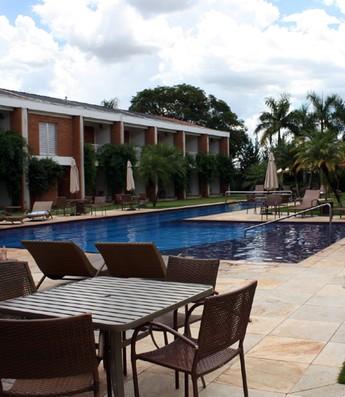 CT França Hotel JP Resort Ribeirão Preto (Foto: Divulgação / JP Resort)