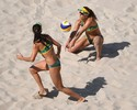 Semana 1 dos cearenses: sucesso na areia; decepção na esgrima e natação