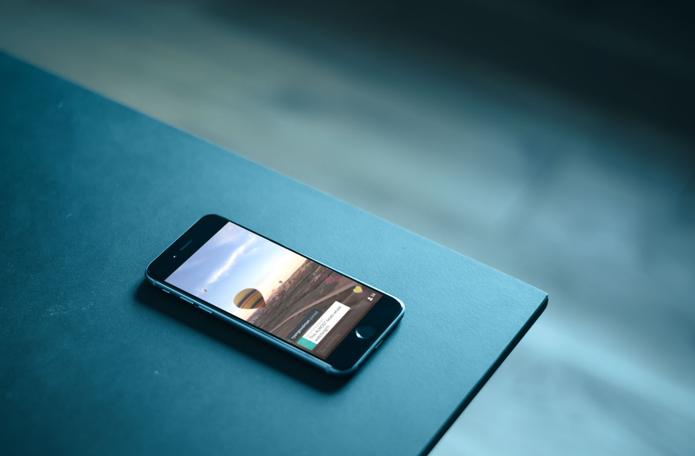 Periscope permite transmissão de vídeos em tempo real pelo celular (Foto: Divulgação/Periscope)