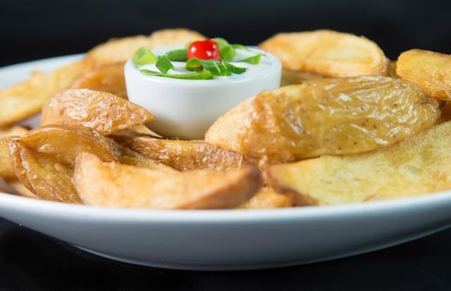 Batata frita rústica (Foto: Armando Paiva)
