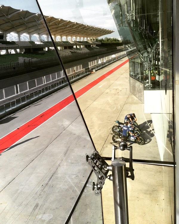 BLOG: Mundial de MotoGP - Galeria dos Testes IRTA em Sepang...