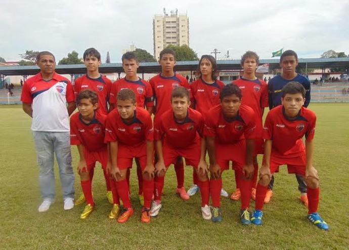 Grêmio Prudente Sub-13 (Foto: Marcos Chicalé / Semepp, Divulgação)