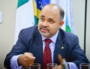 George Hilton, ministro do Esporte (Foto: Divulgação / PRB)