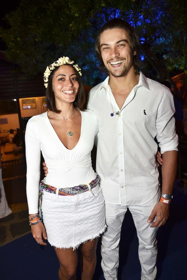 Carol Castro e Raphael Sander (Foto: Keila Castro / divulgação)